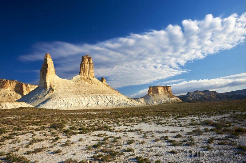 Fotka, Foto Náhorní plošina Ustyurt (Kazachstán)