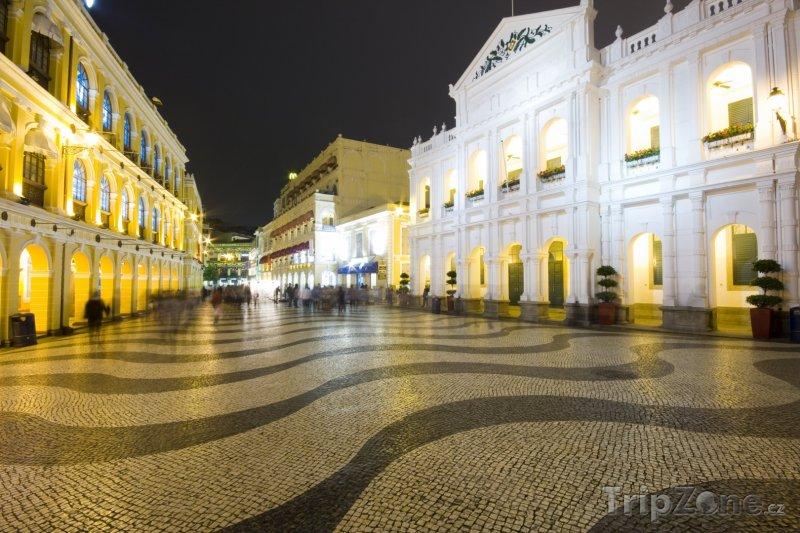 Fotka, Foto Náměstí Senado (Macao)