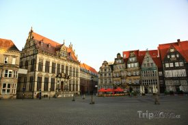 Náměstí v Brémách