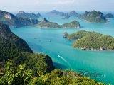 Národní mořský park Mu Ko Ang Thong