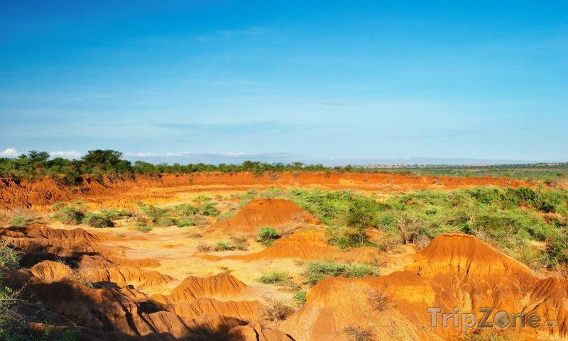 Fotka, Foto Národní park Kidepo Valley (Uganda)