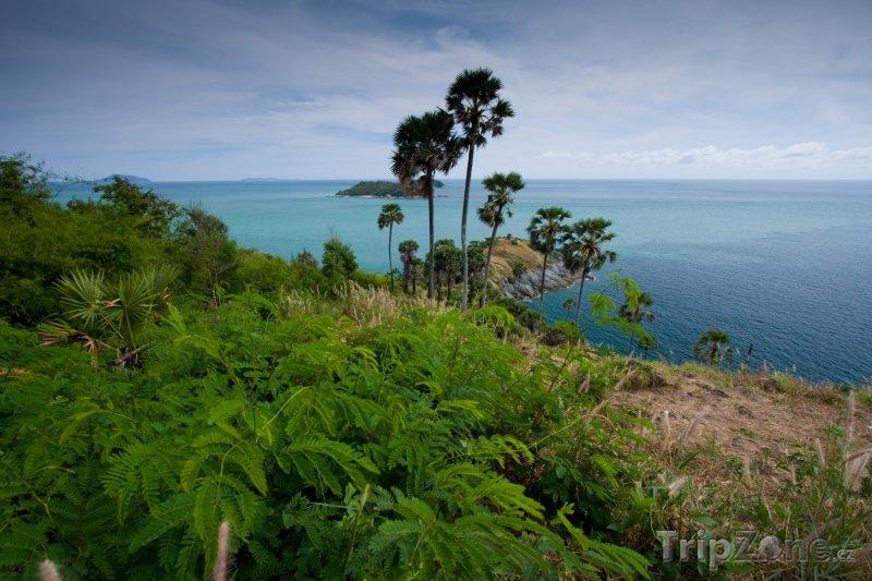 Fotka, Foto Nejkrásnější mys ostrova (Phuket, Thajsko)