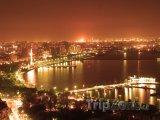 Noční Baku