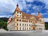 Palác Eggenberg ve Štýrském Hradci