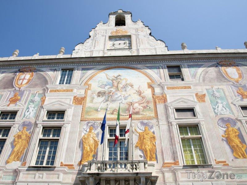 Fotka, Foto Palác San Giorgio (Janov, Itálie)