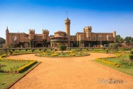 Palác v Bangalore