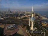 Panorama města Kuvajt