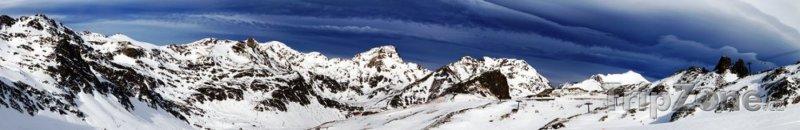 Fotka, Foto Panoráma Pyrenejí (Andorra)