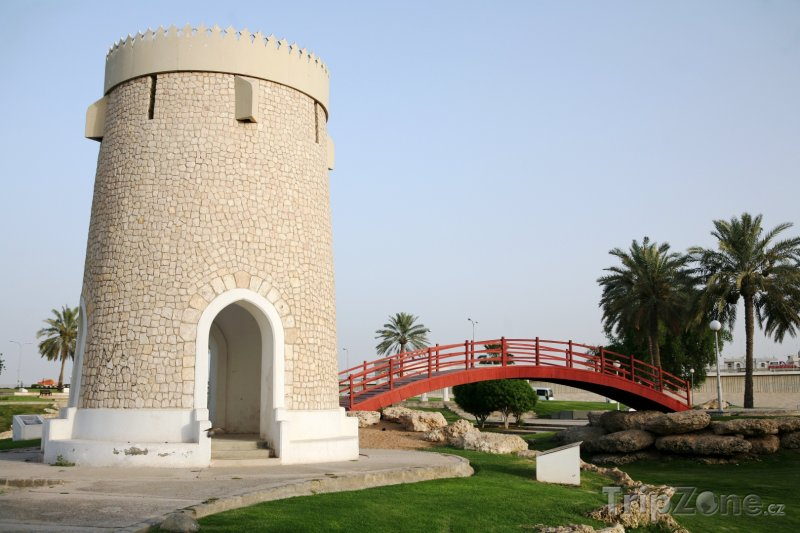 Fotka, Foto Park v Dauhá (Katar)