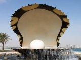 Perlová fontána v Dauhá