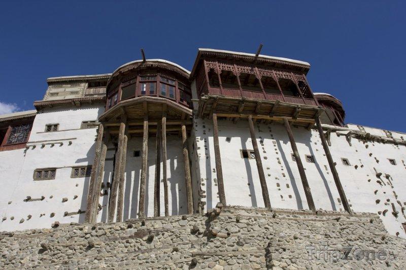 Fotka, Foto Pevnost Baltit (Pákistán)