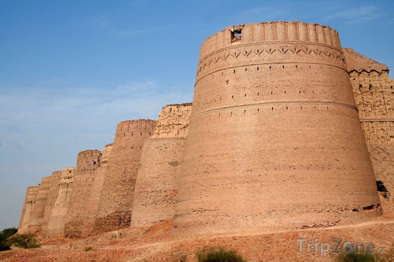 Fotka, Foto Pevnost Derawar (Pákistán)