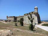 Pevnost Queijo