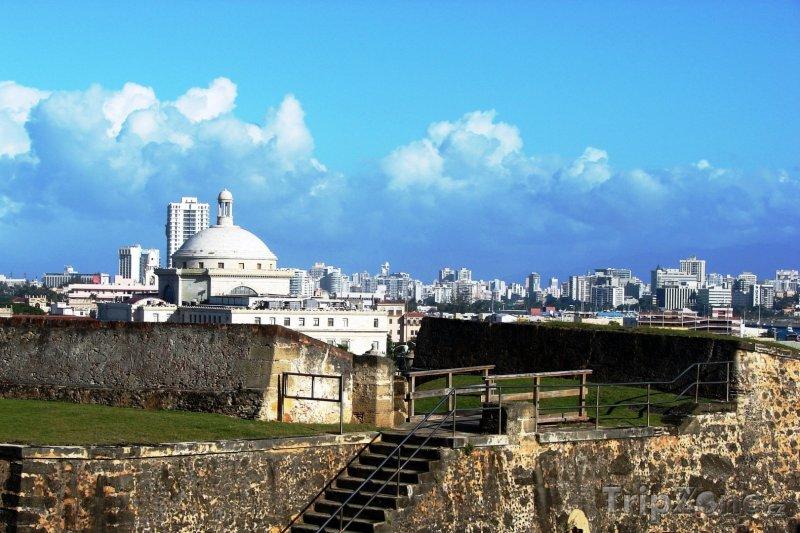 Fotka, Foto Pevnost San Cristóbal (Portoriko)