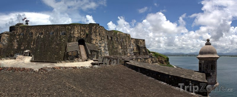 Fotka, Foto Pevnost San Felipe del Morro (Portoriko)