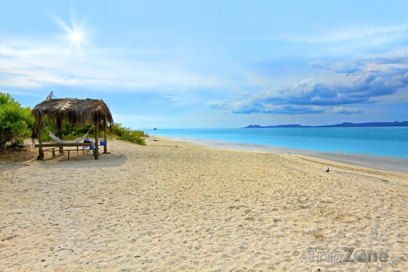 Fotka, Foto Pláž na ostrůvku Klein (Bonaire)