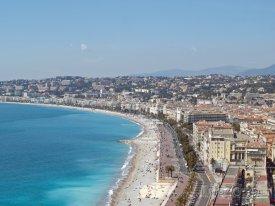 Pobřeží Nice
