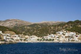 Pobřeží ostrova Karpathos