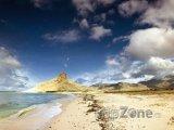 Pobřeží ostrova Socotra