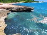 Pobřeží rezervace Guánica