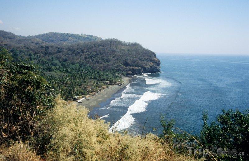 Fotka, Foto Pobřeží Salvadoru (Salvador)