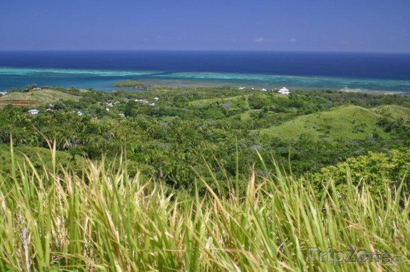 Fotka, Foto Pohled na Pacifik (Honduras)