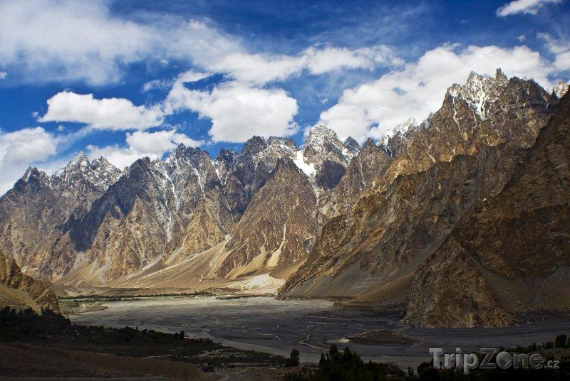Fotka, Foto Pohoří Karákóram (Pákistán)