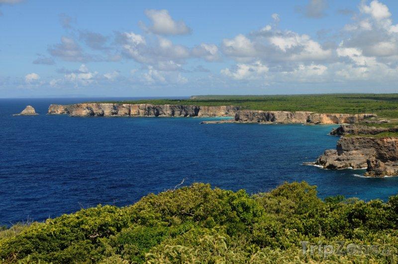 Fotka, Foto Pointe de la Grande Vigie (Guadeloupe)