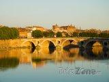 Pont Neuf v Toulouse