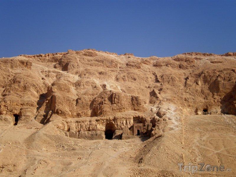 Fotka, Foto Pozůstatky Théb (Luxor, Egypt)