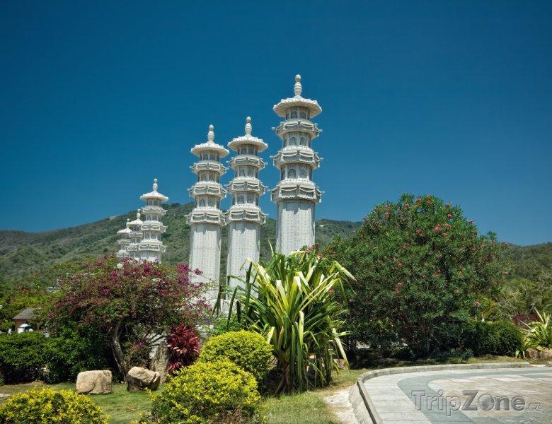 Fotka, Foto Příroda na ostrově Hainan (Čína)