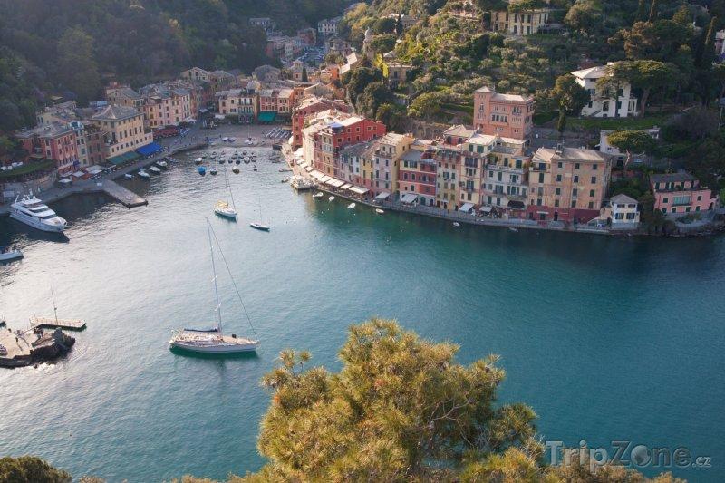 Fotka, Foto Přístav Portofino (Janov, Itálie)