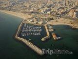 Přístav pro jachty v Kuvajtu