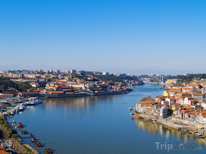 Fotka, Foto Řeka Douro (Porto, Portugalsko)