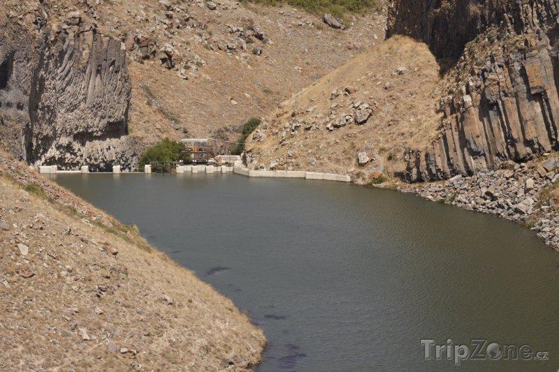 Fotka, Foto Řeka Vorotan (Arménie)