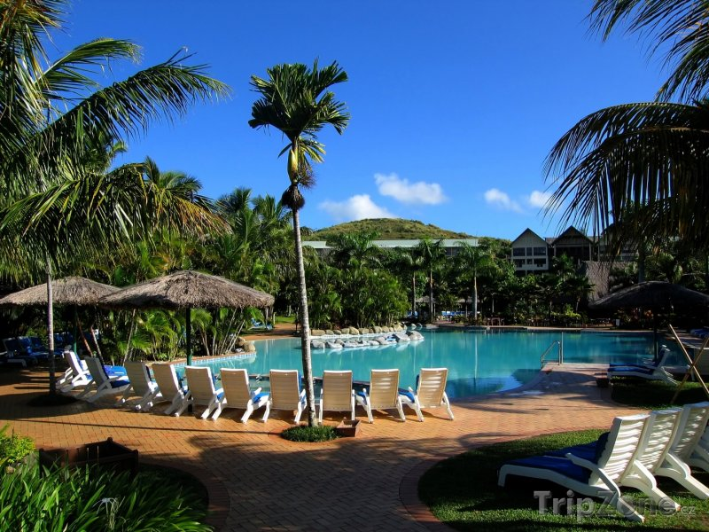 Fotka, Foto Resort ve městě Nadi (Fidži)