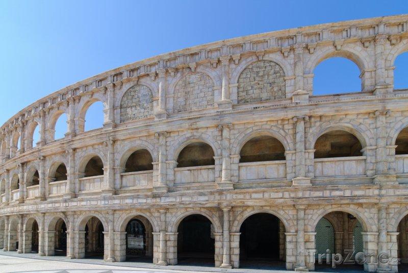 Fotka, Foto Římský amfiteátr (Macao)