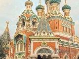 Ruská katedrála v Nice