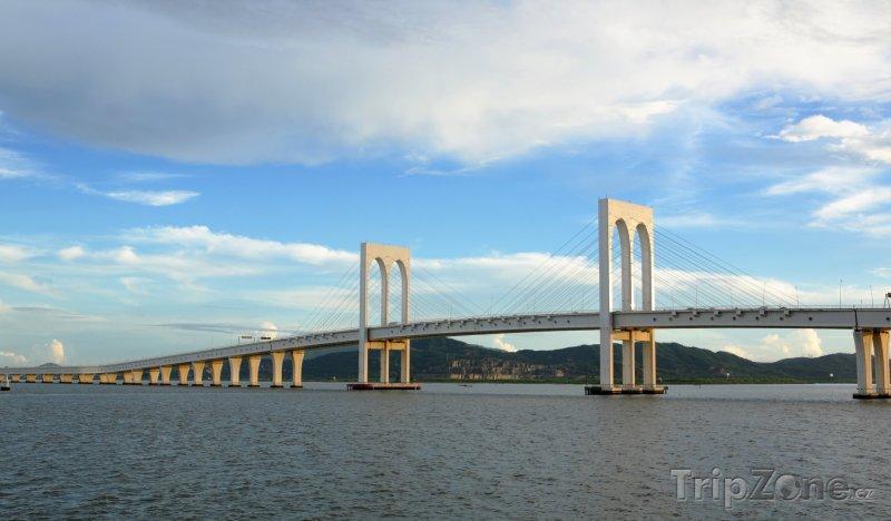 Fotka, Foto Sai Van bridge (Macao)