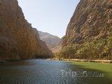 Skalní údolí Shaab