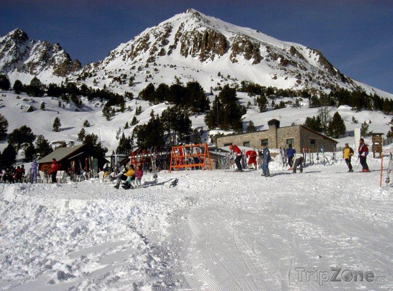 Fotka, Foto Ski Resort Pas de la Casa (Andorra)