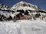 Ski Resort Pas de la Casa