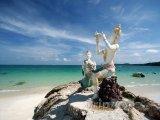Sošky na pláži Sai Kaew