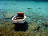 Stará rybářská loďka