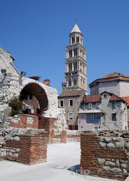 Fotka, Foto Starý kostel (Split, Chorvatsko)
