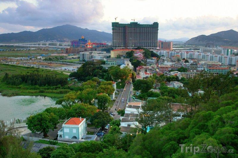 Fotka, Foto Taipa Village (Macao)