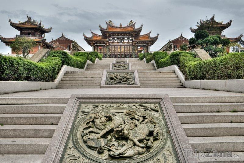 Fotka, Foto Taoistický chrám (Macao)