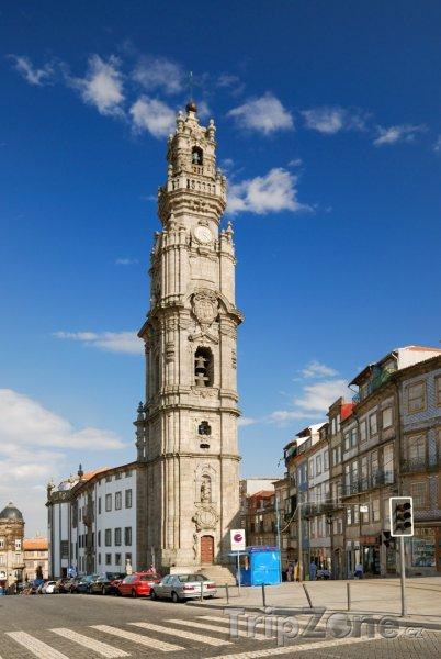 Fotka, Foto Torre dos Clerigos (Porto, Portugalsko)