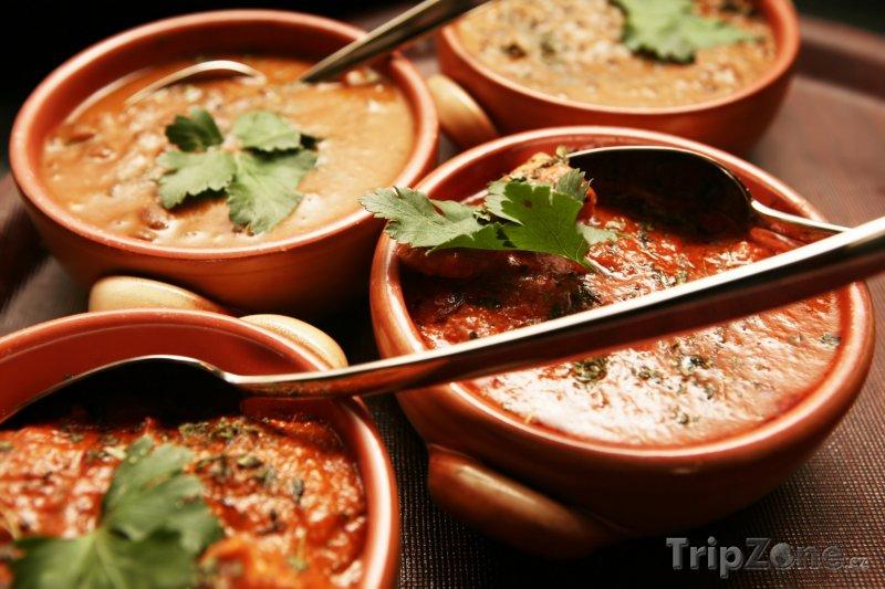 Fotka, Foto Tradiční pákistánské jídlo (Pákistán)