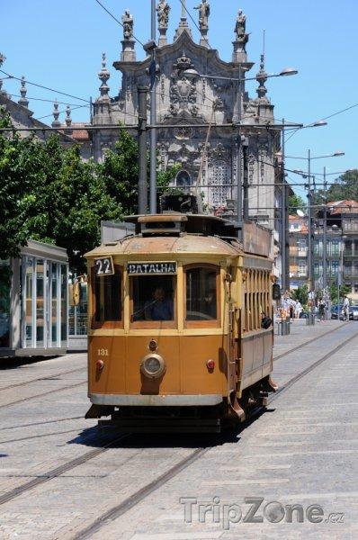 Fotka, Foto Tramvaj (Porto, Portugalsko)